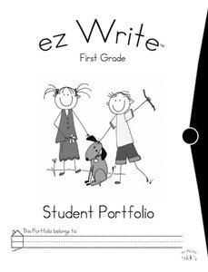 1st-grade-portfolio